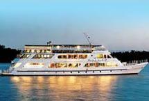 Barco Príncipe Joinville - SC